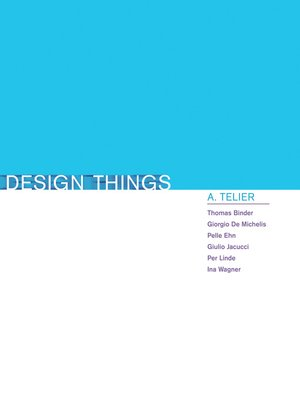 cover image of Design Things