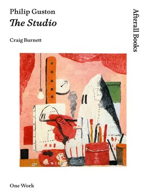 cover image of Philip Guston