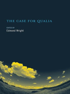 cover image of The Case for Qualia