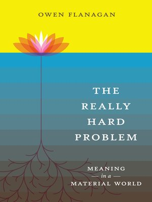 cover image of The Really Hard Problem