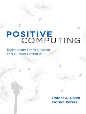 cover image of Positive Computing