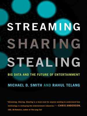 cover image of Streaming, Sharing, Stealing