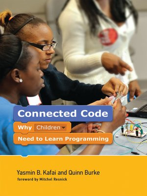 cover image of Connected Code