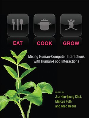 cover image of Eat, Cook, Grow
