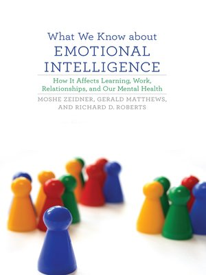 cover image of What We Know about Emotional Intelligence