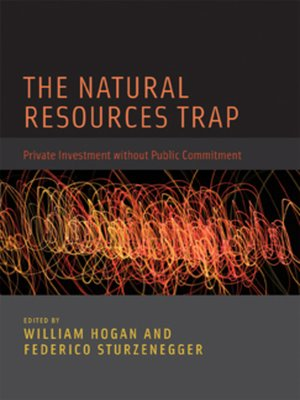 cover image of The Natural Resources Trap
