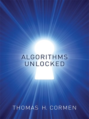 cover image of Algorithms Unlocked