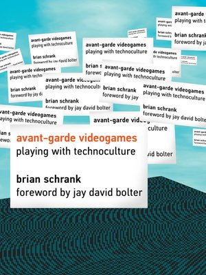 cover image of Avant-garde Videogames