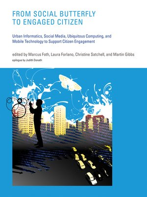 cover image of From Social Butterfly to Engaged Citizen