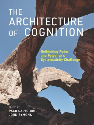 cover image of The Architecture of Cognition