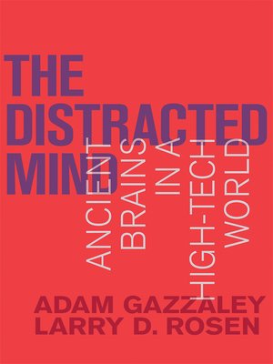 cover image of The Distracted Mind