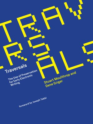 cover image of Traversals