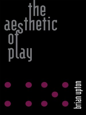 cover image of The Aesthetic of Play