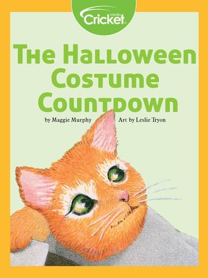 cover image of The Halloween Costume Countdown