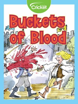 cover image of Buckets of Blood