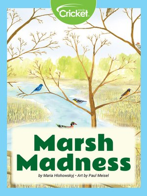 cover image of Marsh Madness
