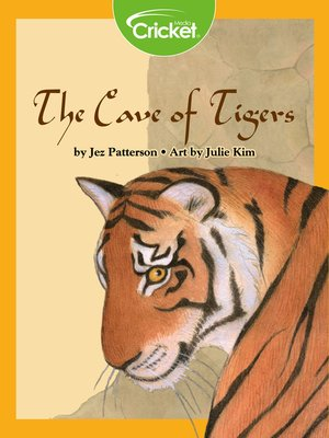 cover image of The Cave of Tigers