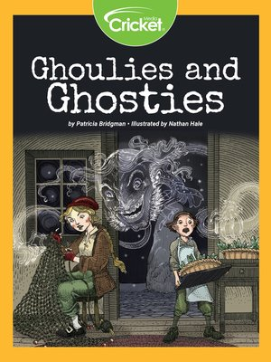 cover image of Ghoulies and Ghosties
