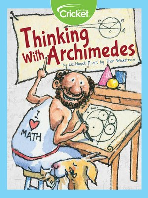 cover image of Thinking with Archimedes