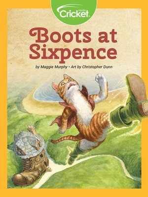 cover image of Boots at Sixpence