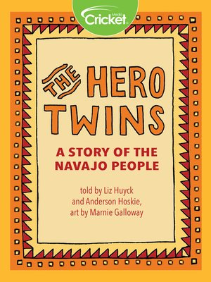 cover image of The Hero Twins