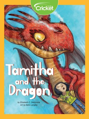 cover image of Tamitha and the Dragon