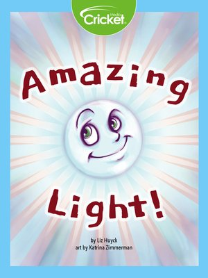 cover image of Amazing Light!