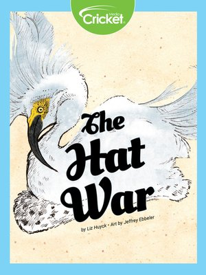 cover image of The Hat War