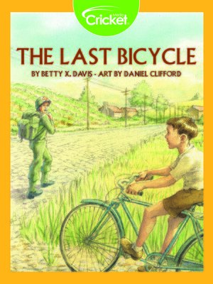 cover image of The Last Bicycle