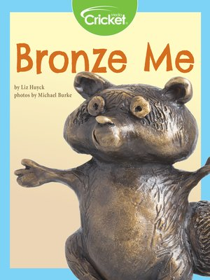 cover image of Bronze Me