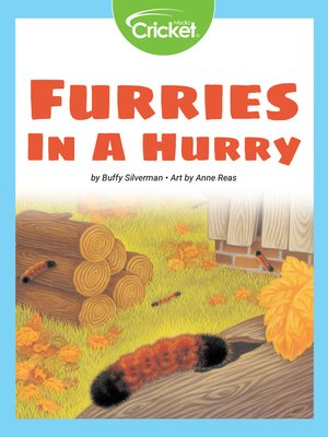 cover image of Furries in a Hurry
