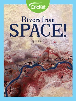 cover image of Rivers from Space!