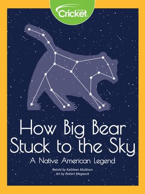 cover image of How Big Bear Stuck to the Sky