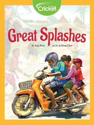 cover image of Great Splashes