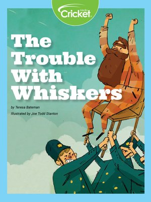 cover image of The Trouble with Whiskers