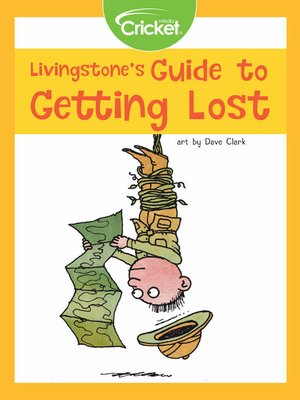 cover image of Livingstone's Guide to Getting Lost