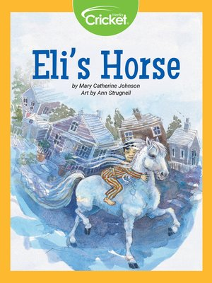 cover image of Eli's Horse