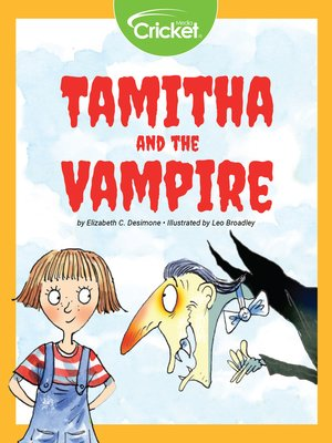 cover image of Tamitha and the Vampire