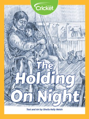 cover image of The Holding On Night