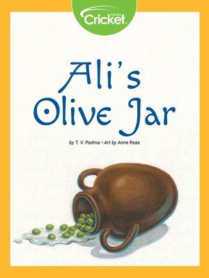 cover image of Ali's Olive Jar