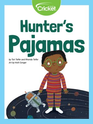 cover image of Hunter's Pajamas
