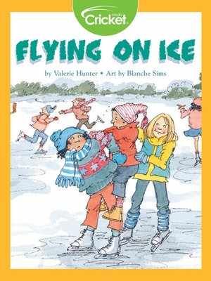 cover image of Flying on Ice