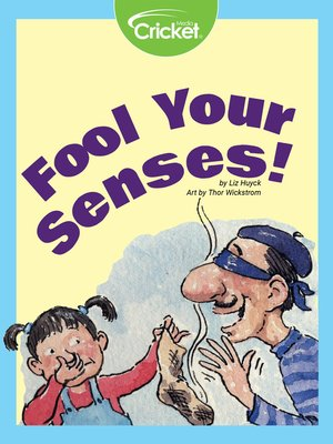 cover image of Fool Your Senses
