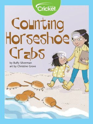 cover image of Counting Horseshoe Crabs