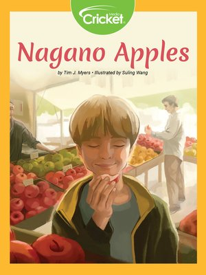 cover image of Nagano Apples