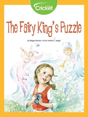 cover image of Fairy Kings Puzzle