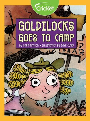 cover image of Goldilocks Goes to Camp