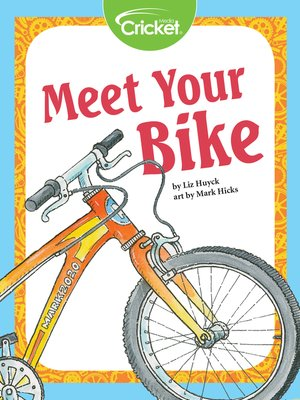 cover image of Meet Your Bike