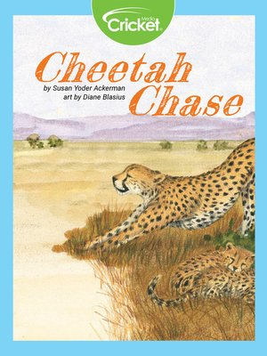 cover image of Cheetah Chase