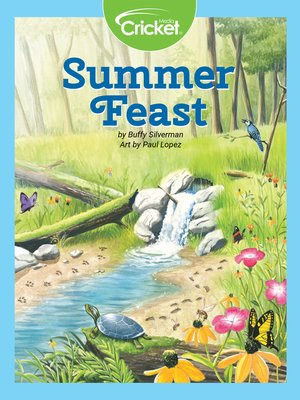 cover image of Summer Feast
